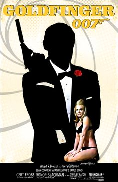 Poster art by PMitchel Famous Movie Posters, Cinema Posters, League Of Heroes, James Bond Party, Bond Series, Timothy Dalton, Bond Girls, Girls Series, Sean Connery