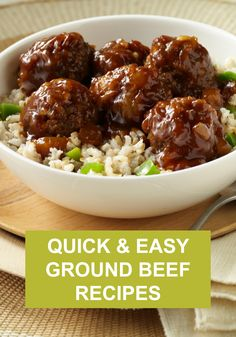 1000 Images About Ground Beef Recipes On Pinterest Meatballs And Rice Sloppy Joe And Ground