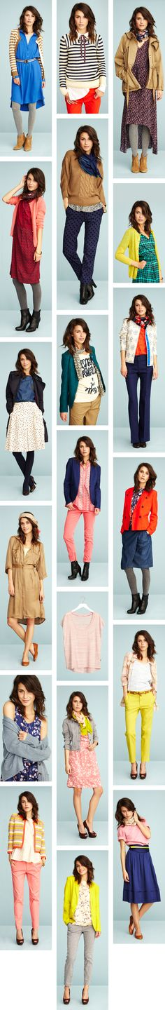 Spring 2013 Bold Colors, Casual Chic, Danish, Spring Fashion, My Style, Jeans, Casual Dressy, Fashion Spring, Bright Colours