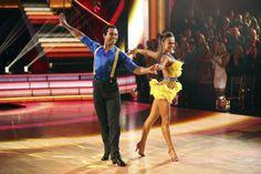 Wk 7 Corbin & Karina  dance the Cha Cha Cha