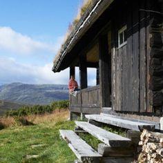 Fjellet er vakkert på sensommeren! Solen varmer fortsatt og det er rett før høsfargene melder sin ankomst. Vi ønsker alle en god hyttehelg, på fjellet, i skogen eller ved sjøen☀️The mountains are beautiful in the late summer! Foto: Jan Larsen #hytteliv #inspirasjon #hytteinspirasjon #hyttekos #uteplass #cabin #cottage #scandinavian #scandinaviandesign #simpleliving scandinavianliving