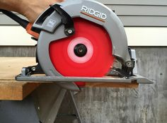 Manmade Essential Toolbox: Why You Should Definitely Own a Really, Really Good Circular Saw