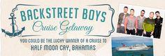 SheKnows Backstreet Boys Cruise Getaway