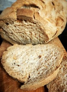 Rizskenyér (glutén,tej,élesztő-mentes, szénhidrát csökkentett) - Cukormázas mindennapok Paleo Breakfast, Breakfast Recipes, Gluten Free Recipes, Bread Recipes, Sin Gluten, Crossfit Diet, Dairy Free, Bakery, Food And Drink