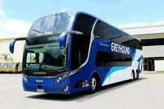 Man neobus dd greyhound New Bus, Road Train, Bus Coach, Vans, Bus Driver, Busses, Public Transport, Motorhome, Concept Cars