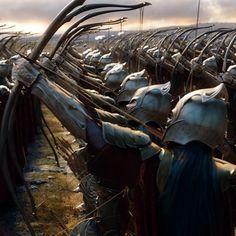 The Hobbit: The Battle of the Five Armies Fantasy Battle, High Fantasy, Medieval Fantasy, Fantasy World, Lotr Elves, Mirkwood Elves, Thranduil, Legolas, Lord Of Rings