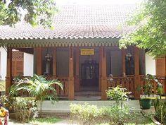 Kebaya house traditional from betawiAJakarta