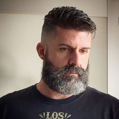 69 Trendy Beard Style For Round Face Men you Must Try - The Effective Pictures We Offer You About room Accessories A quality picture can tell you many thi - Trimmed Beard Styles, Faded Beard Styles, Beard Styles For Men, Hair And Beard Styles, Bald With Beard, Beard Fade, Nice Beard, Full Beard, Perfect Beard