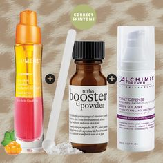Skincare Layering: Make Your Products Work Better. Vitamin C + Sunscreen (And Just About Everything) = Fewer Brown Spots. Acne Skin, Acne Scars, Diy Skin Care, Skin Care Tips, Beauty Haven, Acne Scar Removal, Hair Vitamins, Skin Care Remedies, Even Skin Tone