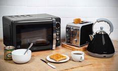 Resultado de imagen para chrome kettle and toaster