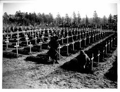 WW1..burials****