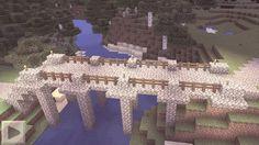 Minecraft bridge stone