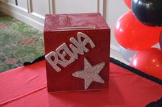 Gift Box by www.idealpartydecorators.com