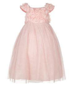 Wedding Ideas by Colour: Pink Flower Girl Dresses - Monsoon   CHWV