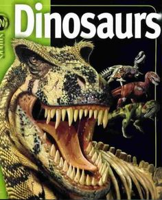 Dinosaurs in Siders Simon & Schuster
