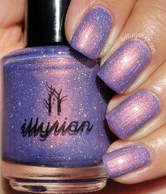 Illyrian Polish Awaken Your Magic @kelliegonzoblog