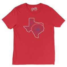 my roots run deep in the heart of texas t-shirt
