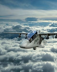 The AHRLAC is a groundbreaking multi-role light air ail platform - advanced high performance reconnaissance surveillance light attack aircraft. - Image - Army Technology