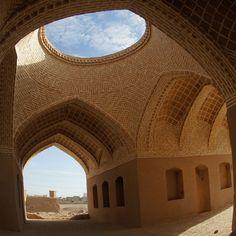 #Yazd #Iran #iranianArchitecture #PersianArchitecture