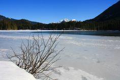 Hintersee Ramsau im Winter