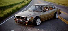 Seller of Classic Cars - 1979 Toyota Corolla (Gold/Tan) Corolla Ke30, Toyota Corolla, Toyota Tacoma, Toyota Tundra, Toyota 4runner, Corolla Tuning, Corolla Wagon, Classic Japanese Cars, Classic Cars