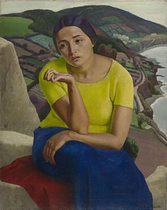 Dod Procter (born Doris Shaw, 1892 – 1972) was a Cornish artist, and wife of artist Ernest Procter.  Dod Procter studied at Newlyn under S...