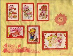 Strawberry Pictures, Vintage Strawberry Shortcake, Childhood Toys, Kawaii, Retro, Stickers, Color, Friends, Laminas Vintage