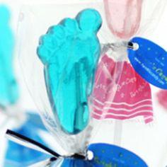 Baby Feet Lollipops