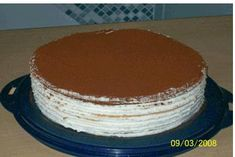 Rezept: Drei-Tage-Torte