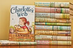 These classics never get old! Don't forget to include these in reading time with your children.