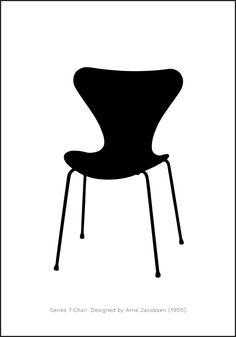 The Chair internasjonalt gjennombrudd for dansk design