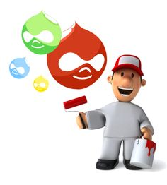 Get an attractive website with beautiful themes designed and developed by  professional drupal developers. To know more visit: http://www.i-webservices.com/Drupal-Development