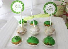 cake pops la fabricamania - sweet spring