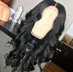 2020 New Lace Frontal Wigs Wave Wigs Human Hair Curly Lace Front Wigs Best Lace Front Wigs With Baby Hair Inexpensive Wigs Qpl Wigs Best Lace Front Wigs, Curly Lace Front Wigs, Lace Front Sew In, Curly Hair Styles, Natural Hair Styles, Twist Hairstyles, Black Hairstyles, Prom Hairstyles, Beautiful Hairstyles
