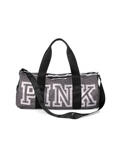 9bf46b8d8b0 Gym Duffle - PINK - Victoria s Secret Pink Duffle Bag, Weekender Bags, Duffel  Bags