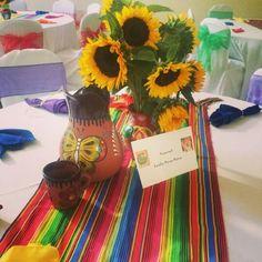 Kamilas Mexican Fiesta Baptism