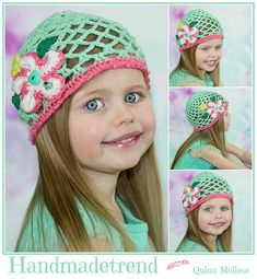 Hey, I found this really awesome Etsy listing at https://www.etsy.com/ca/listing/230464297/toddler-summer-beanie-lacey-crochet
