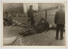 A buried box of photos reveals a Jewish photographer's chronicle of life in the Lodz Ghetto