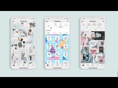 Cara membuat Puzzle Feed Instagram Keren - Photoshop Tutorial Indonesia - YouTube Feeds Instagram, Instagram Posts, Photoshop Shapes, Feed Goals, Instagram Background, Photoshop Projects, Memphis Design, Instagram Design, Photoshop Tutorial