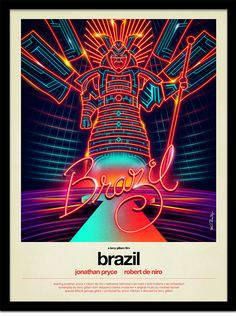 Brazil 1985 | Abduzeedo Design Inspiration