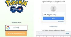 Sign Up for Pokémon Go For Android & iPhone
