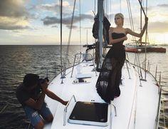 "Dominican Republic Ilya Gabdyrahmanov - ""Our new shooting favorite model @missalena.92 dress @dulcis_shop the Result of our..."""