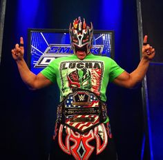 WWE United States Champion, Kalisto