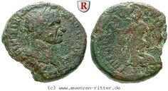 RITTER Judaea, Caesarea Maritima, Traianus, Nike #coins