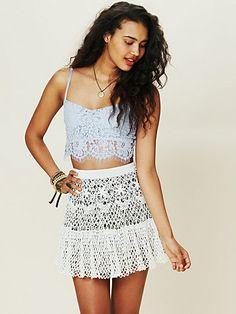 Crochet Sweater Skirt  http://www.freepeople.com/whats-new/crochet-sweater-skirt/