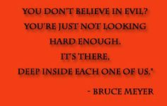 Quote from Bruce Meyer
