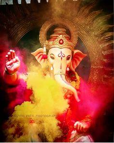 Jai Ganesh, Ganesh Lord, Shree Ganesh, Ganesha Art, Shri Ganesh Images, Ganesha Pictures, Krishna Images, Ganesh Wallpaper, Ganpati Bappa Photo
