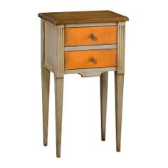 Traditional bedside table ERMITAGE: JU09M  GRANGE