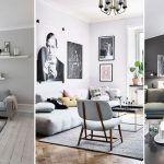 Le gris est une couleur de prédilection des salons cosy. Voici une pluralité de manières de l'intégrer et l'associer pour composer un univers déco à votre image.