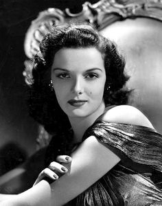 Jane Russel: Hollywood 40s